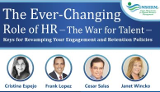 GMSHRM presents: Ever-Changing Role of HR - The War for Talent