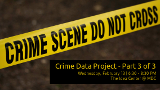 Crime Data Project