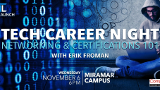 Tech Career Night - Network & Certifications 101