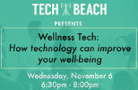 Tech Beach - Wellness Tech Panel Discussion